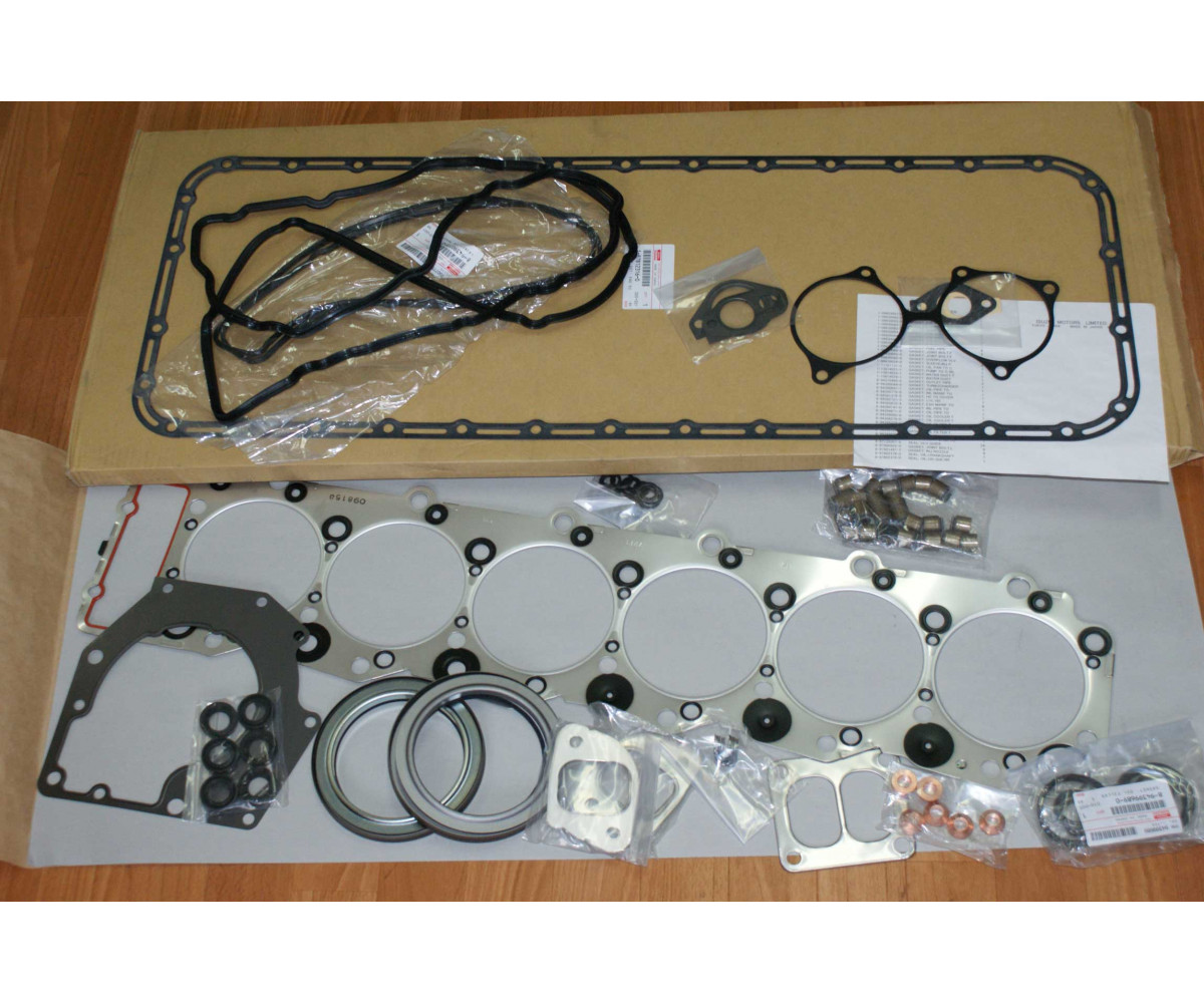 GASKET SET; ENGINEIsuzu 6HK1 1878132980