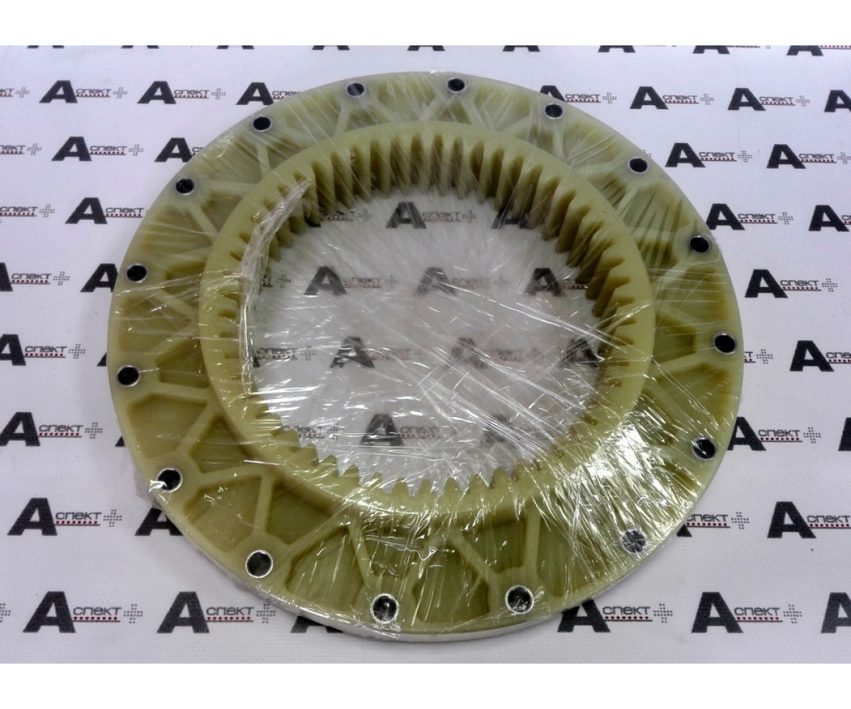 Coupling hydraulic pump elastic without fasteners (element) HITACHI 4636444 4700463 AFTERMARKET