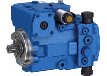 Axial piston variable pump Bosch Rexroth A10VG series