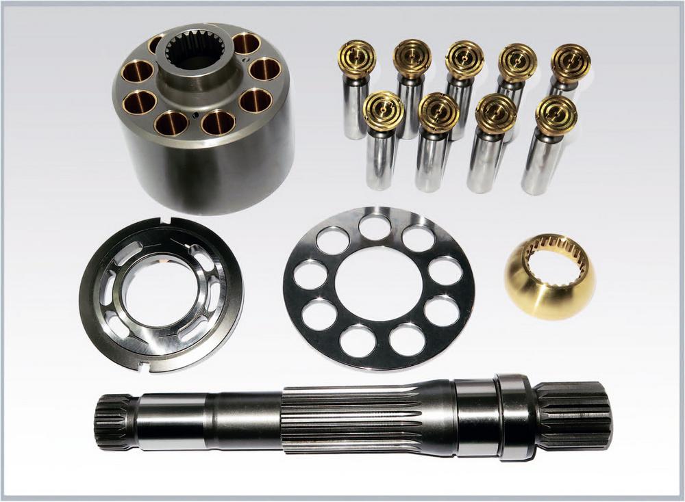 Bosch Rexroth A4VG125